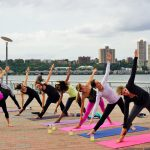"""Sweat for Smiles """"Yoga Party"""": Plan It"""